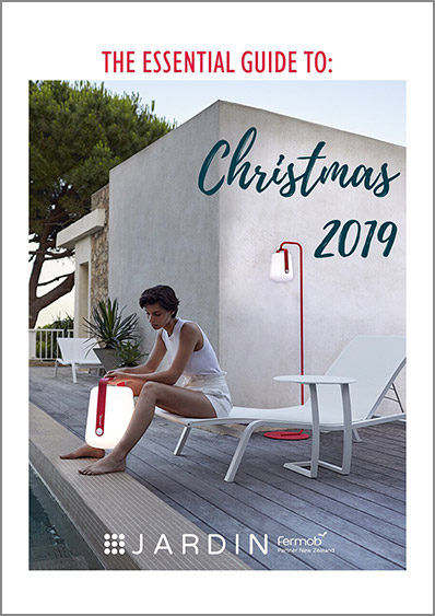 Our guide to Fermob's Gifts For Christmas 2019. All products available in New Zealand from Jardin.