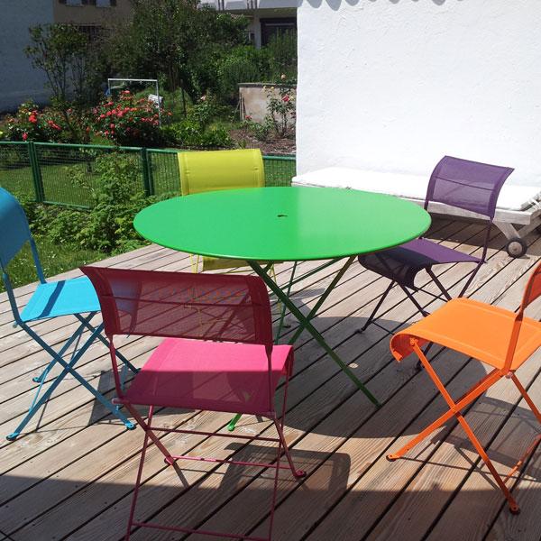 Focus On Dune Folding Chairs Jardin