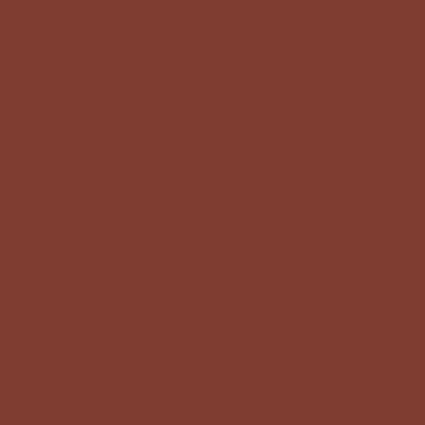 Colour Swatch in Red Ochre