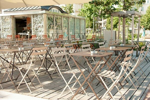 Bistro Folding Cafe Furniture