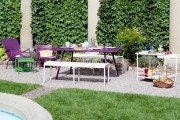 Luxembourg Outdoor Furniture