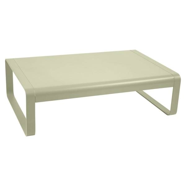 Fermob Bellevie Low Table in Willow Green