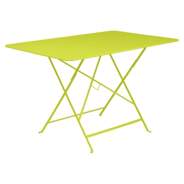 Fermob Bistro Table Rectangle 117 x 77cm in Verbena