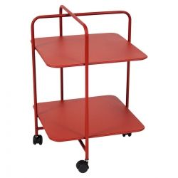 Alfred Garden Drinks Trolley in colour Poppy from Alfred Collection