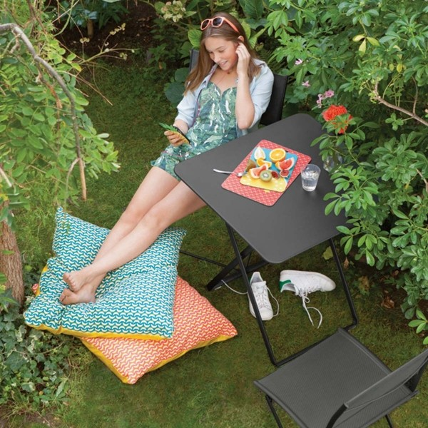 Bananes Outdoor Cushion 70 x 70cm from the Envie D'Ailleurs Range collection