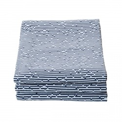 Chateaux de Sable Outdoor Blanket 130 x 170cm in colour Storm Grey from Cabanon Collection