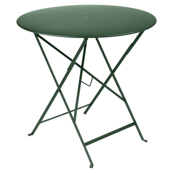 Fermob Bistro Table Round 77cm in Cedar Green