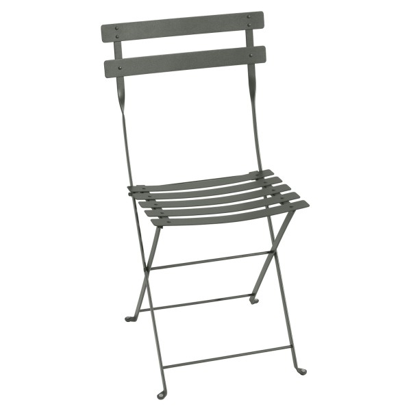 Fermob Bistro Folding Chair in Rosemary