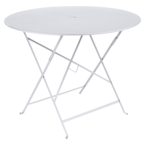 Fermob Bistro Table Round 96cm in Cotton White