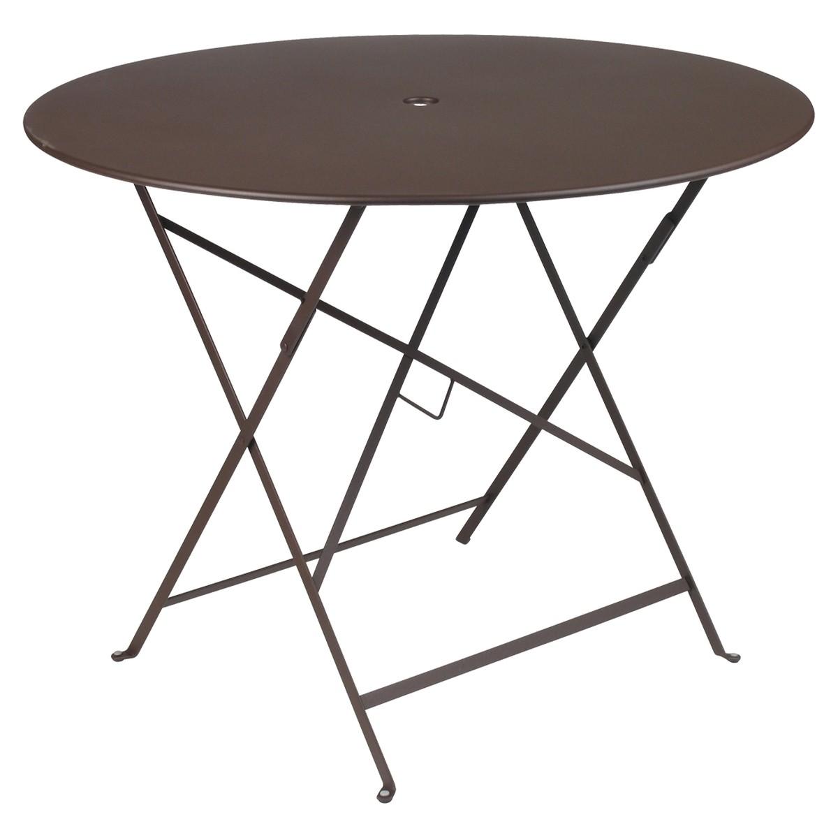 Bistro Outdoor Table Round 96cm Bistro Outdoor Furniture