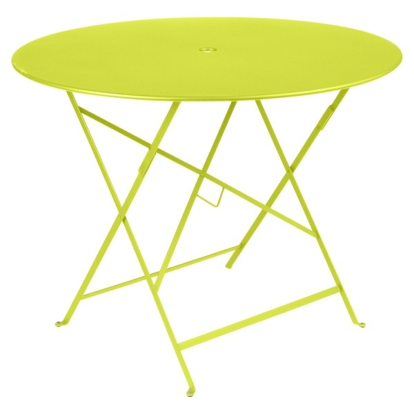 Fermob Bistro Table Round 96cm in Verbena