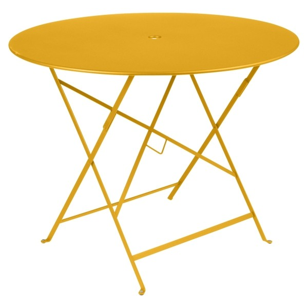 Fermob Bistro Table Round 96cm in Honey