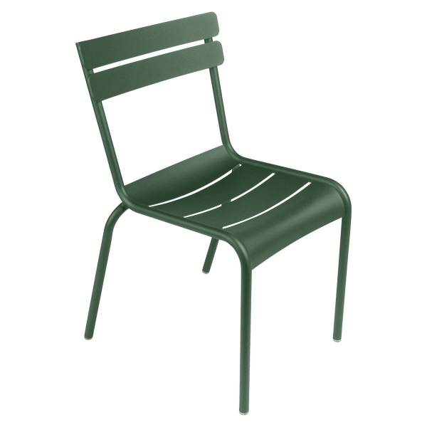 Fermob Luxembourg Chair in Cedar Green