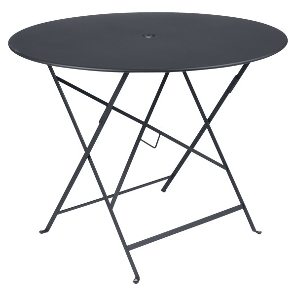 Fermob Bistro Table Round 96cm in Anthracite