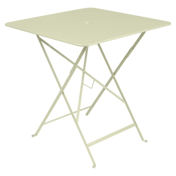 Fermob Bistro Table Square 71 x 71cm in Willow Green