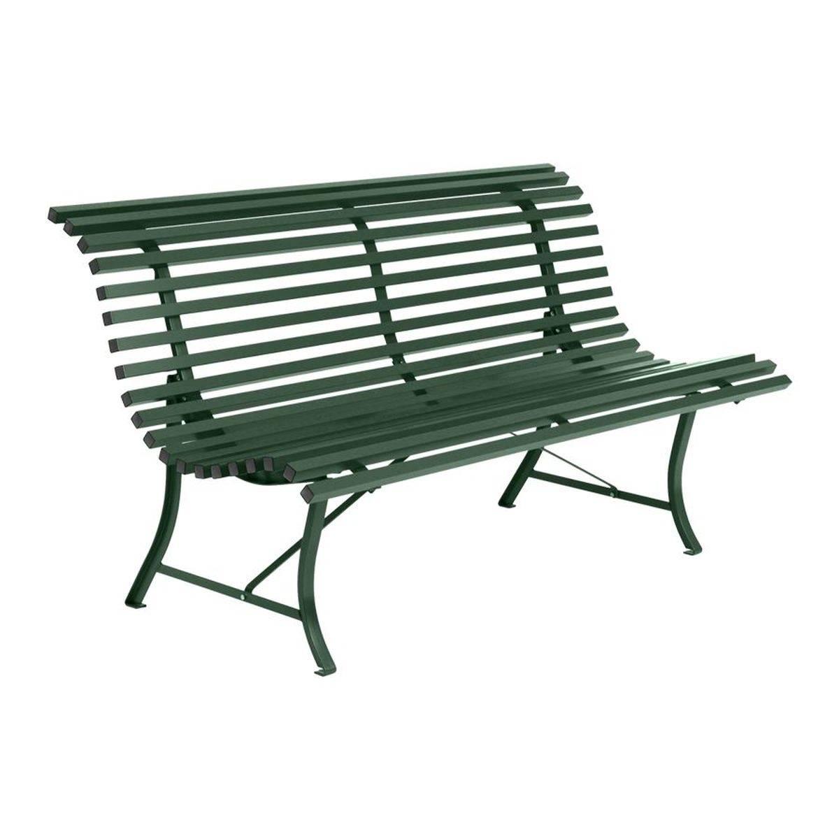 Surprising Fermob Louisiane Bench 150Cm Outdoor Furniture Jardin Nz Theyellowbook Wood Chair Design Ideas Theyellowbookinfo