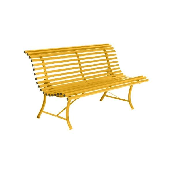 Fermob Louisiane Bench 150cm in Honey