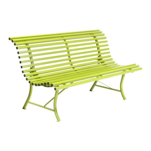 Fermob Louisiane Bench 150cm in Verbena