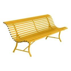 Louisiane Garden Bench 200cm in colour Honey from Louisiane Garden Benches