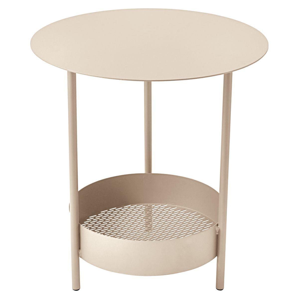 Salsa pedestal table salsa range jardin - Protection table jardin ...