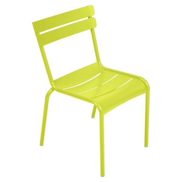 Fermob Luxembourg Chair in Verbena