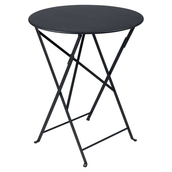 Fermob Bistro Table Round 60cm in Anthracite