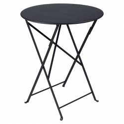 Bistro Outdoor Table Round 60cm in colour Anthracite from Bistro Outdoor Furniture