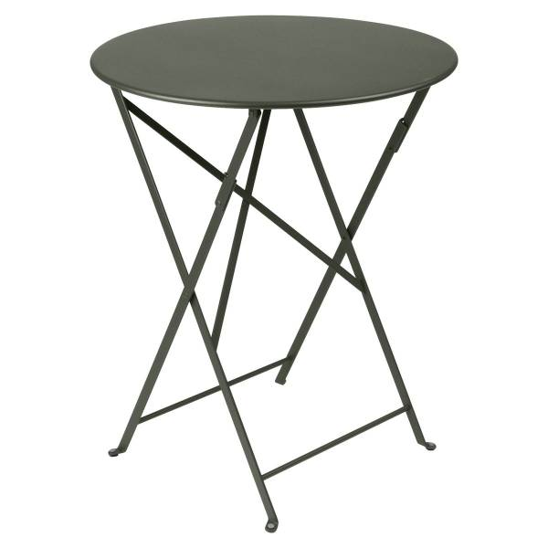 Fermob Bistro Table Round 60cm in Rosemary