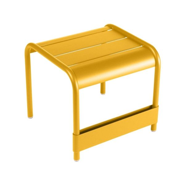 Fermob Luxembourg Small Low Table in Honey