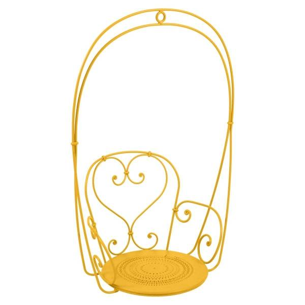 Fermob 1900 Hanging Garden Chair in Honey