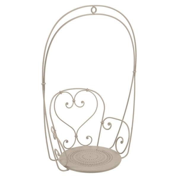 Fermob 1900 Hanging Garden Chair in Nutmeg