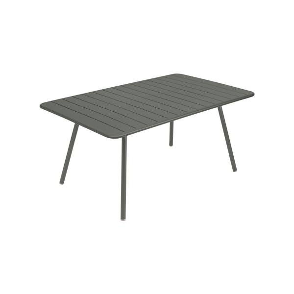 Fermob Luxembourg Table 165 x 100cm in Rosemary