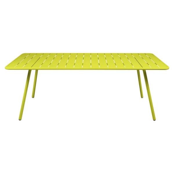 Fermob Luxembourg Table 207 x 100cm in Verbena