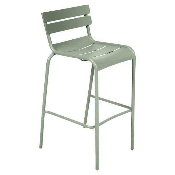 Fermob Luxembourg Bar Chair in Cactus