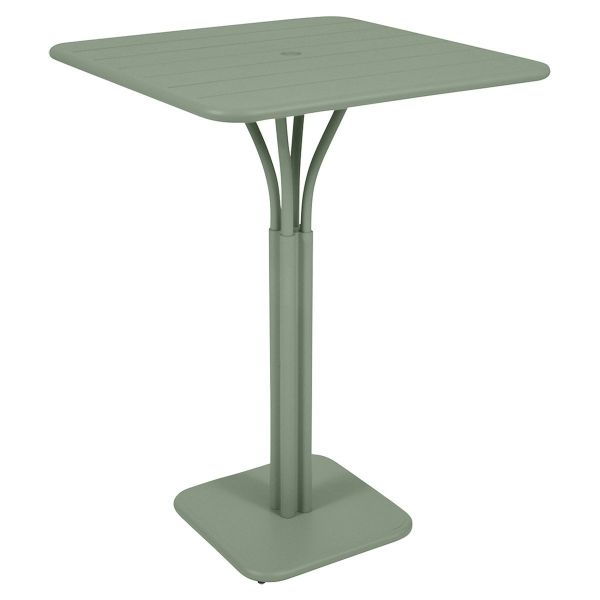 Fermob Luxembourg High Table in Cactus