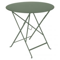 Bistro Outdoor Table Round 77cm in colour Cactus from Bistro Outdoor Furniture