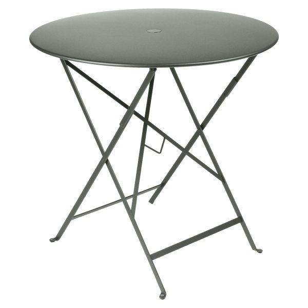 Fermob Bistro Table Round 77cm in Rosemary