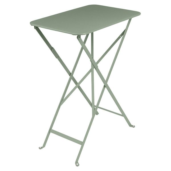 Fermob Bistro Table Rectangle 57 x 37cm in Cactus