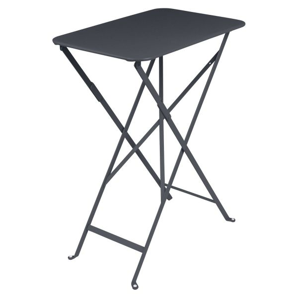 Fermob Bistro Table Rectangle 57 x 37cm in Anthracite