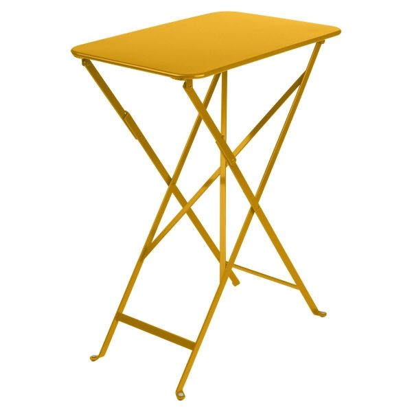 Fermob Bistro Table Rectangle 57 x 37cm in Honey