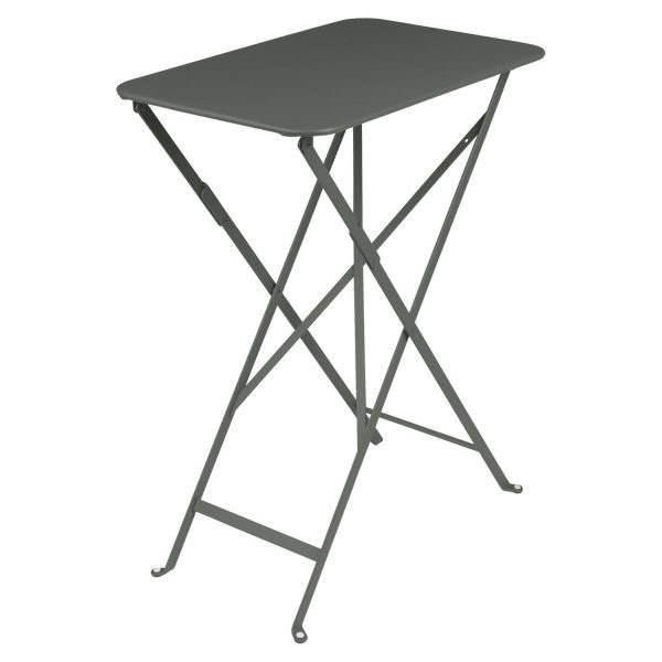 Fermob Bistro Table Rectangle 57 x 37cm in Rosemary
