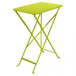 Bistro Outdoor Table Rectangle 57 x 37cm in colour Verbena from Bistro Outdoor Furniture