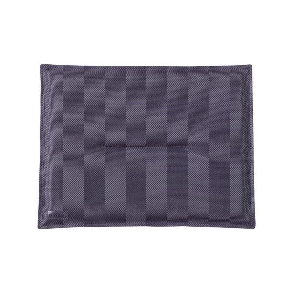 Fermob Les Basics Bistro Chair Cushion 28 x 38cm in Plum