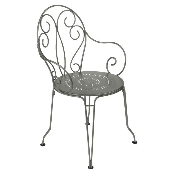 Fermob Montmartre Armchair in Rosemary