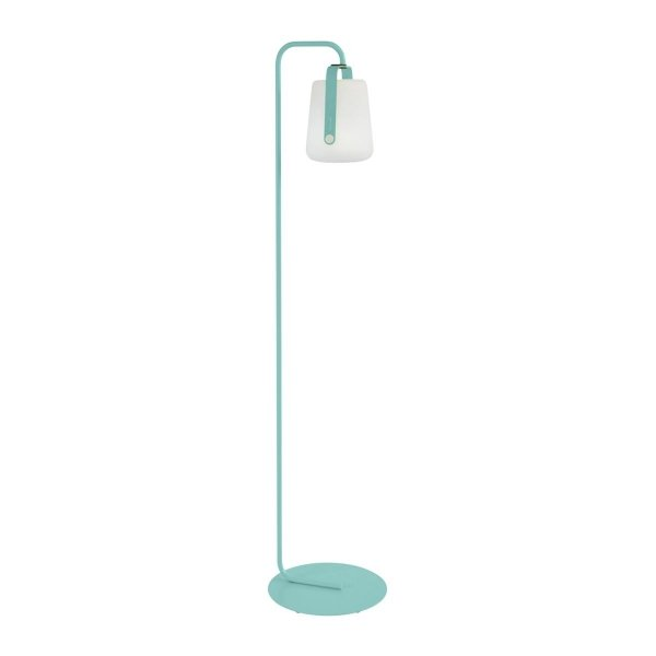 Fermob Balad Garden Lamp Stand in Lagoon Blue