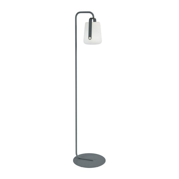 Fermob Balad Garden Lamp Stand in Storm Grey