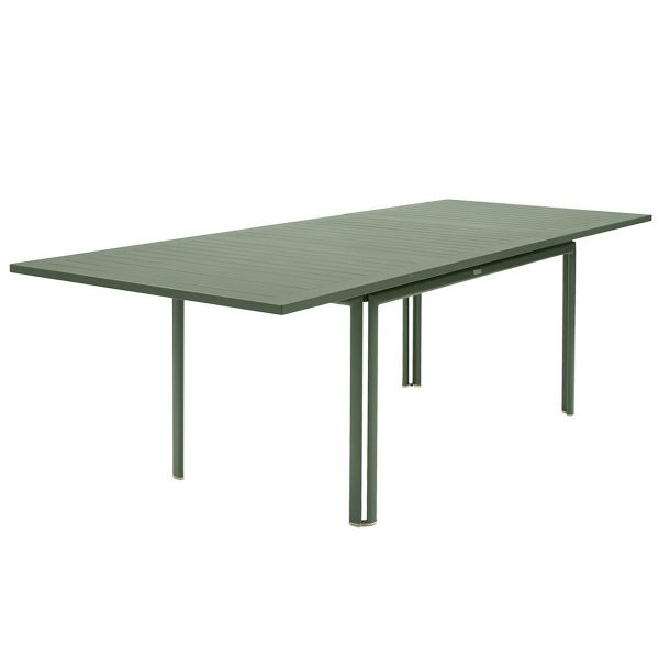 Fermob Costa Extending Table 160 to 240cm x 90cm in Cactus