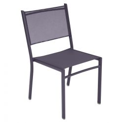 Costa Outdoor Chair in colour Plum from Costa Designer Outdoor Furniture