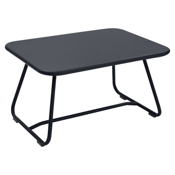 Fermob Sixties Low Table in Anthracite