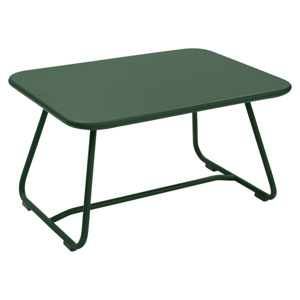 Fermob Sixties Low Table in Cedar Green